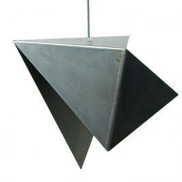 Lampa geometryczna 45 cm Gie El stalowa