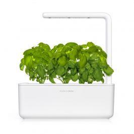 Inteligentna doniczka na zioła 12x30cm Smart Garden 3 Click and Grow biała