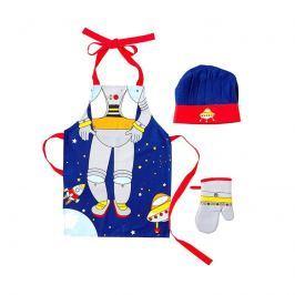 Zestaw małego kucharza dla dzieci Astronauta Ladelle