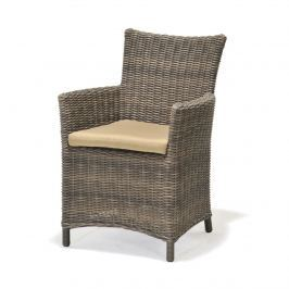 Fotel z poduszką D2 Kolanta PDA szary