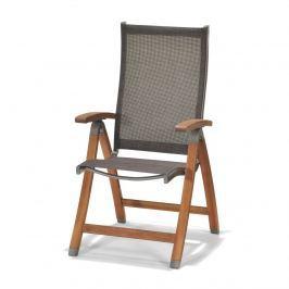 Krzesło składane z podłokietnikami D2 Manhattan