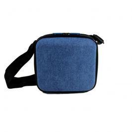 Lunch Bag Denim 20x23cm Smart Lunch SmartOffice czarno-granatowy