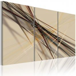Obraz - Azyl – szarości (60x40 cm)