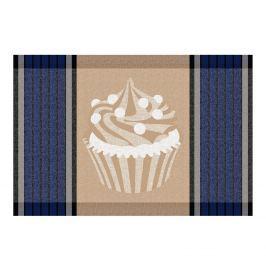 Podkładka na stół 43,5 cm x 28,5 cm Kela Cupcake niebieska