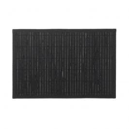 Podkładka na stół bambusowa 45 x 30 cm Kela Casa czarna