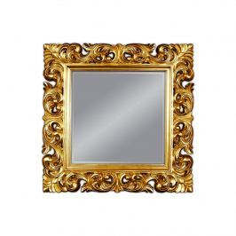 Lustro wiszące 92x92cm D2 Queen złote