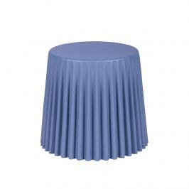 Taboret śr. 47cm King Home Cap pastelowy niebieski