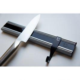 Listwa magnetyczna 300mm Bisbell Lustrzana czarna