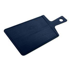 Deska do krojenia 49x27cm Koziol Snap 2.0 kobaltowa