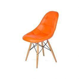 Krzesło King Bath DSW pomarańczowe