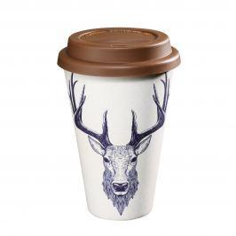 Kubek na kawę 14,5 cm Zassenhaus Eco Line jeleń