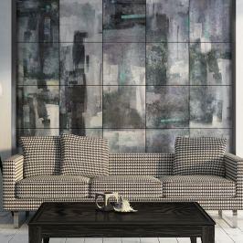 Fototapeta - Za ścianą deszczu (50x1000 cm)