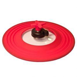 Przykrywka z regulacją Cope Pavoni 16-24 cm czerwona