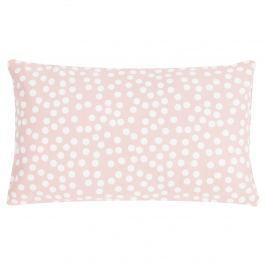 Poduszka Allover Dots 30x50 różowa