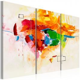 Obraz - Papuga (60x40 cm)