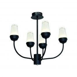 Lampa wisząca 50x52cm Milagro Luton czarna