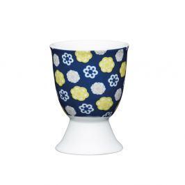 Kieliszek do jajka Floral Blues Kitchen Craft wielokolorowy