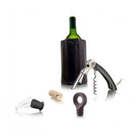 Zestaw do podawania wina dla początkujących Vacu Vin 4 elementy