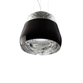 Lampa King Bath Decorado 21 czarna