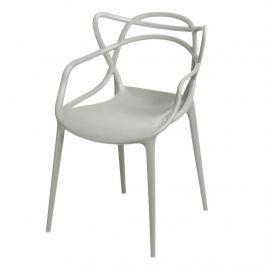 Krzesło Lexi grey insp. Master chair