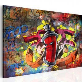 Obraz - Graffiti master (60x40 cm)