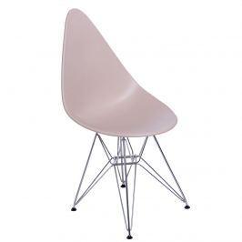 Krzesło D2 Rush DSR beżowe