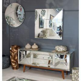 Pallotta - okrągłe, nowoczesne lustro dekoracyjne