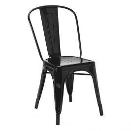 Krzesło 45x53x84,5cm King Home Tower czarne