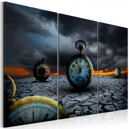 Obraz - Czas zagłady (60x40 cm)