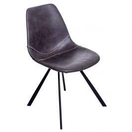 Krzesło D2 Vincent M szare