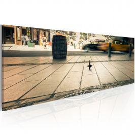 Obraz - DREAMS (120x40 cm)