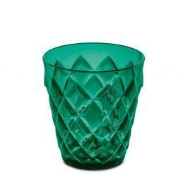 Szklanka na napoje 200ml Koziol Crystal S szmaragdowa zieleń