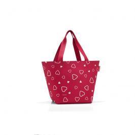 Torba na zakupy Reisenthel Shopper M hearts