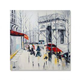Obraz Paryż 2 80x80cm Artehome
