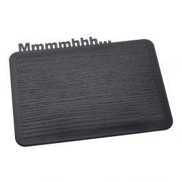 Deska do krojenia 19,8x25 cm Koziol Happy Board czarna