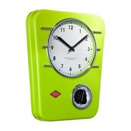 Zegar kuchenny z timerem zielony