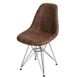 Krzesło P016 DSR Pico D2 brązowe