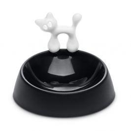 Miska dla kota 11,3cm Koziol Miaou czarna