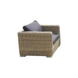 Fotel z poduszką Florence