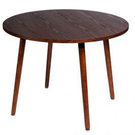 Stół Copine D2 100cm orzech-brąz