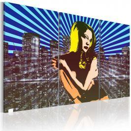 Obraz - American beauty - triptych (60x40 cm)