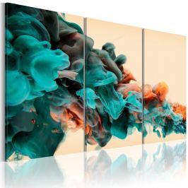 Obraz - Głębia koloru (60x40 cm)