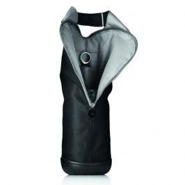 Zestaw Piknikowy Coler na butelkę + korkociąg Menu Cool Coat czarno szary