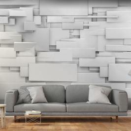 Fototapeta - Abstrakcyjna przestrzeń (300x210 cm)