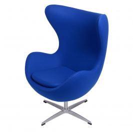 Fotel Jajo D2 kaszmir niebieski #19