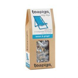 Herbata Teapigs Lemon & Ginger 15 piramidek