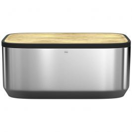 Pojemnik na pieczywo stalowy