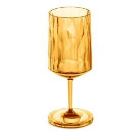 Kieliszek do wina 350ml Koziol Club Wine bursztynowy