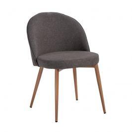 Krzesło Cone D2 ciemnoszare