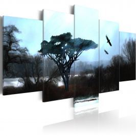 Obraz - Głosy natury (100x50 cm)